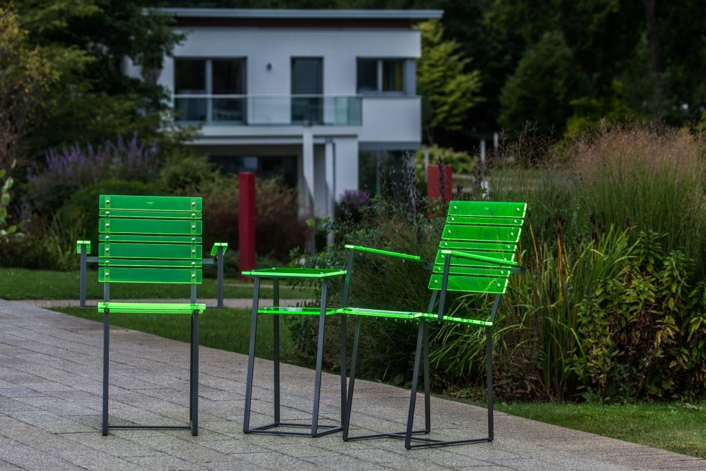 sunart dialogue zuversichtlich grün