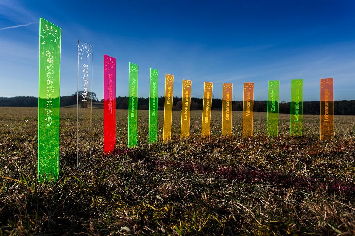 sunart DenkMal No. 11s Klarsicht farblos transparent