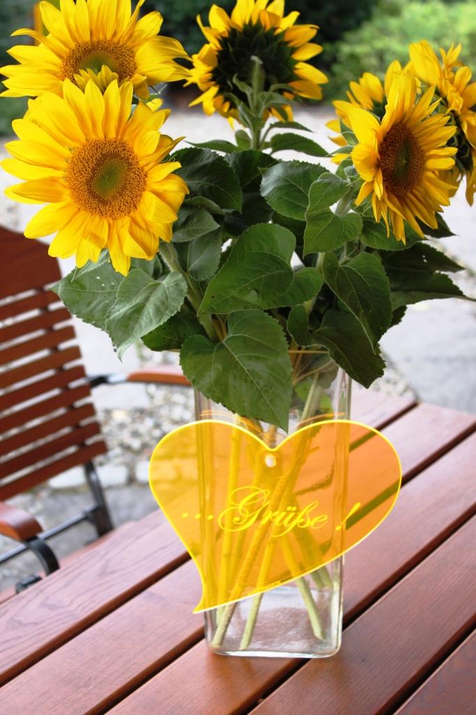 sunart heart No. 02L Grüße
