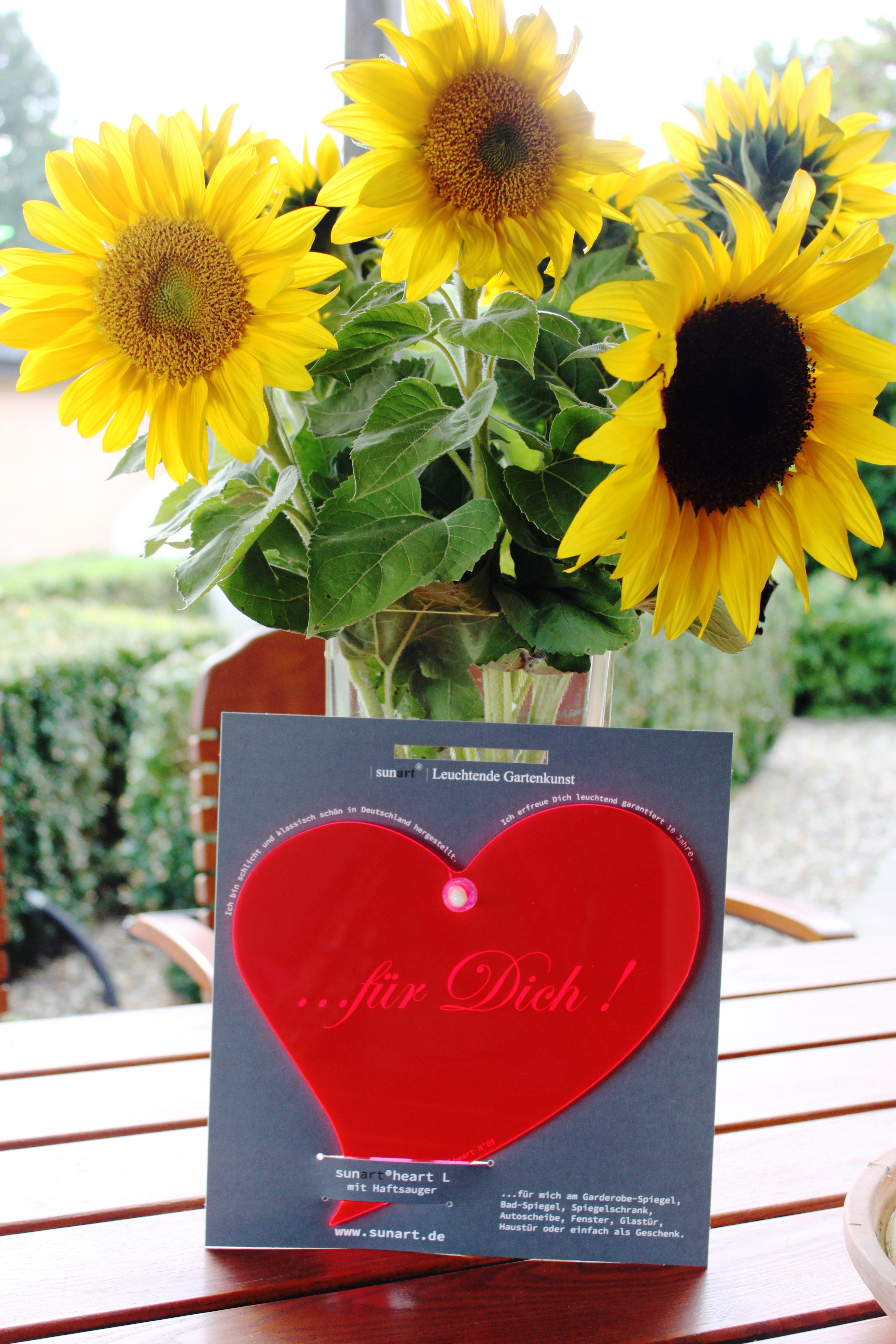 sunart heart No. 05L für Dich